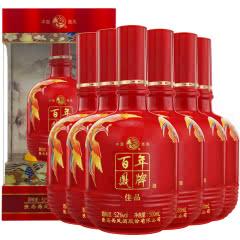 52°西凤酒百年凤牌佳品500mL(6瓶装)