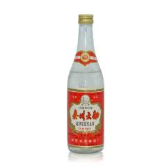 【老酒特卖】1995年55度秦川大曲凤香型500ml单瓶