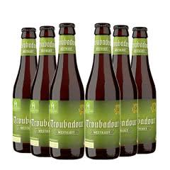 比利时进口精酿啤酒火枪手游吟诗人西海岸啤酒330ml(6瓶装)