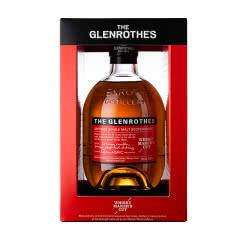 48.8°格兰路思匠心斯佩塞单一麦芽威士忌700ml