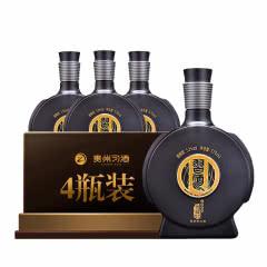 53度贵州习酒窖藏1988(雅致版) 酱香型白酒 579ml*4瓶装