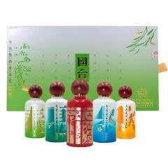 53度 国台四季礼盒春 酱香型 100ml*5