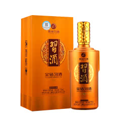 53°茅台集团 贵州习酒 金质(金钻习酒)579ml*1 酱香型白酒