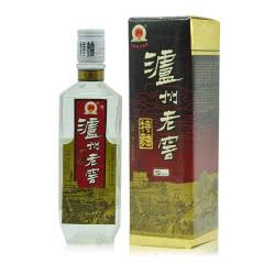 【老酒特卖】90年代泸州特曲白盖52度老白酒 92-93年份单瓶500ml