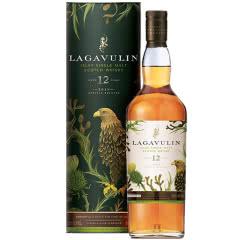 57.3°乐加维林12年2019年SR限量版单一麦芽威士忌700ml