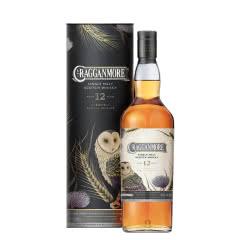 58.4°克拉格摩尔12年2019年SR限量版单一麦芽威士忌700ml