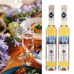 12°维科尼娅冰酒 冰白葡萄酒红酒甜酒 375ml双瓶装