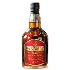 40°法拉玛依 航行者公爵威士忌烈酒洋酒700ml单瓶