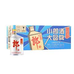 45°郎酒小酒歪嘴郎小郎酒浓酱兼香型100ml(24瓶整箱装)