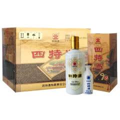 45°四特酒T9 特香型白酒 500ml (6瓶装)整箱