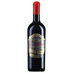 法国原瓶进口红酒 封蜡金属标AOC级 罗蒂庄园克里山干红葡萄酒750ml