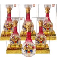 42°泸州老窖股份公司泸州特酿精品白酒整箱装(500ml*6瓶)
