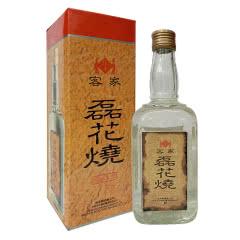 融汇老酒 54度客家磊花烧 梅州米酒 700mlx1瓶(1996年)