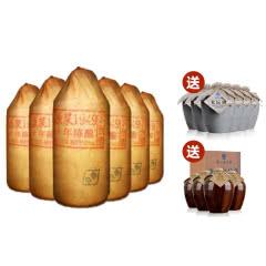 53°贵州茅台镇1949酱香型粮食酒白酒整箱500ml*6瓶【整箱装】