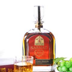 40度法国进口洋酒萨尔马特xo白兰地1885  高端商务用酒 700ml