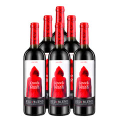 西班牙小红帽干红葡萄酒750ml(6瓶装)