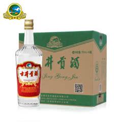 古井贡酒老玻贡50度750ml*6瓶白酒