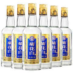 37°北京仁和菊花白酒 非遗庆典500ml(6瓶装)