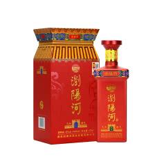 浏阳河 天湘国色N9 42度浓香型白酒 475ml单瓶装