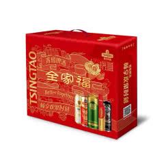 青岛啤酒全家福礼盒(电商专享)