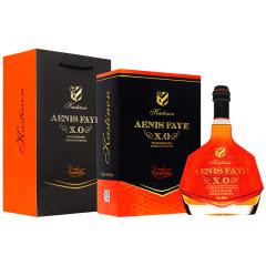 法国原瓶进口 凯斯蒂隆 艾尼斯菲 XO 白兰地 40%vol.烈酒礼盒 700ml单瓶装