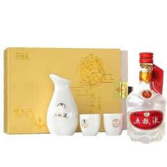 【正品】39° 五粮液和美之约小酒版礼盒50ml一两带分酒器酒杯酒具