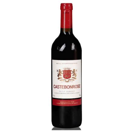 法国原酒进口歌思美露维克多甜型红酒750ml*1