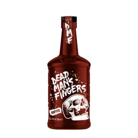 37.5°英国死侍手指加勒比咖啡味朗姆酒700ml