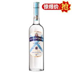 40° 俄罗斯原瓶进口洋酒伏特加500ml