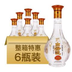 45度白云边古韵酒纯粮固态发酵浓酱兼香型500ml 6瓶整箱