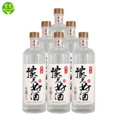 宝丰清香白酒 豫见好酒46度680ml整箱6瓶河南宝丰酒