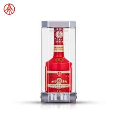 52°五粮液股份 A牌窖藏 浓香型白酒500ml*1 单瓶装