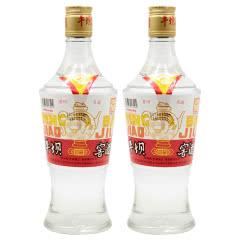52°平坝窖酒(珍品)光瓶兼香型白酒500mlx2瓶(2020年)