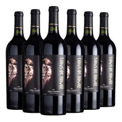 澳洲原瓶进口红酒荣耀狮王珍藏西拉干红葡萄酒红酒整箱750ml*6