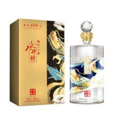 53°水井坊 井台珍藏版 (龙) 1L 礼盒装 浓香型 白酒