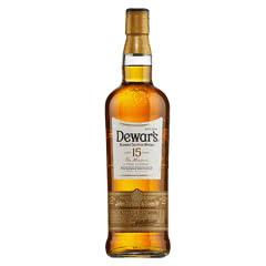40°帝王15年调配型威士忌750ml