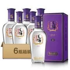 45°劲牌 劲酒 白酒 毛铺苦荞酒 紫荞 高度白酒 500ml*6瓶 整箱装