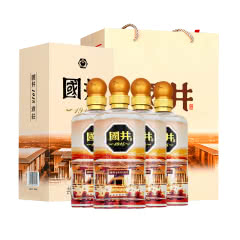 【新品预售】42度国井1915酒庄500ml*4瓶