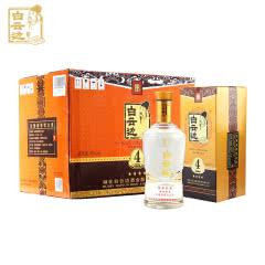 53°白云边四星4星送礼礼盒装白酒陈酿500ml(6瓶装)