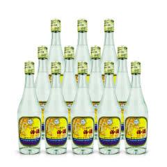 融汇老酒 53°汾酒 清香型500ml(12瓶装)2014年