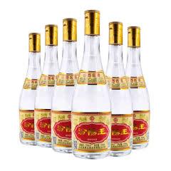 山西汾阳王 黄盖 53度 清香型白酒 475ml 6瓶