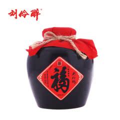 刘伶醉 白酒 福酒 54度 500ml 光瓶 浓香型