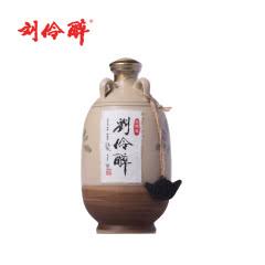 刘伶醉 白酒 四系罐酒 55° 500ml 单瓶装