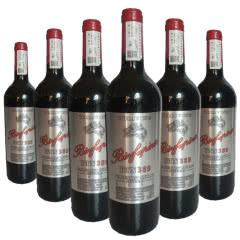 澳大利亚奔富缤致银标389干红葡萄酒750ml*6瓶