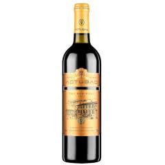法国原酒进口红酒奥图堡至尊干红葡萄酒750ml