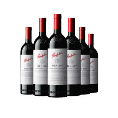 Penfolds 奔富 BIN407赤霞珠红葡萄酒 750ml*6瓶整箱装