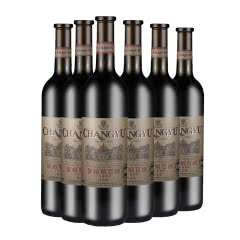张裕解百纳特选级干红葡萄酒750ml*6