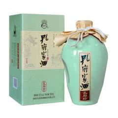 52°孔府家酒 孔府珍 浓香型白酒 500ml*1 单瓶装