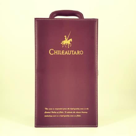 智利CHILEAOTROR 双支礼盒一套(单礼盒,不含酒)