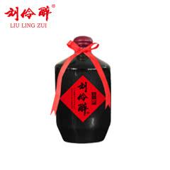 刘伶醉 白酒 古酿 42度 500ml 光瓶 浓香型